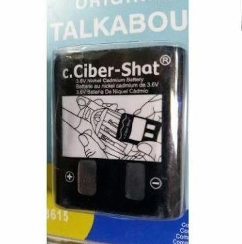 bateria rádio talkabout motorola original 3,6v 650mah