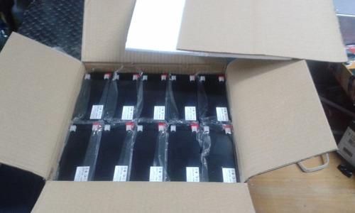 bateria recargable 12v 9ah para ups y centrales
