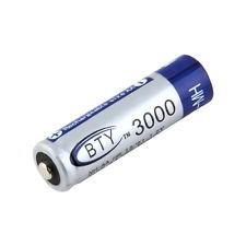bateria recargable aa/aaa pila 3000/1350  mah ni-mh 1.2v bty