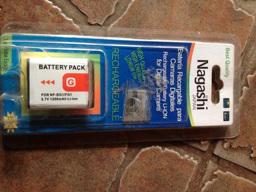 bateria recargable camara digital