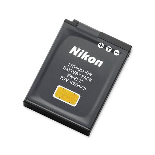 batería recargable de ión de litio en-el12