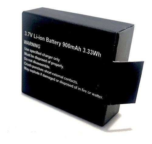 batería recargable de litio-ion 900mah 3.7v, cámara sj pro