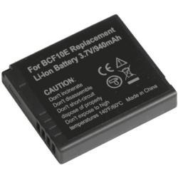 bateria recargable dmw-bcf10e p/camara panasonic dmc-fx48