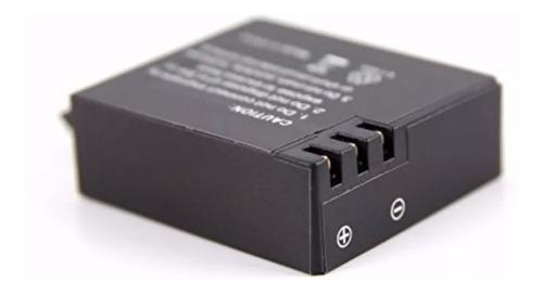 bateria recargable go plus pro action cam cámaras deportivas nueva original