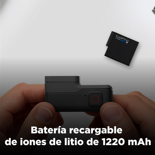 bateria recargable go pro para hero 5 black abat-001pc