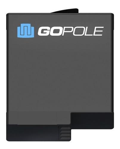 bateria recargable gopole gopro hero5 6 7 black proglobal