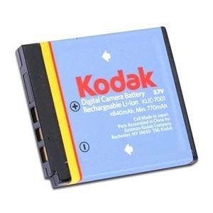 bateria recargable klic 7001 original kodak 3.7v - 840mah