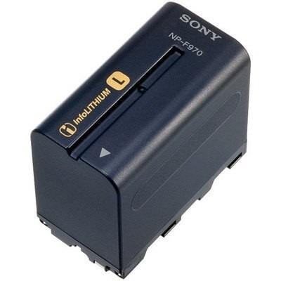 bateria recargable np f970 sony camaras y lamparas led flash