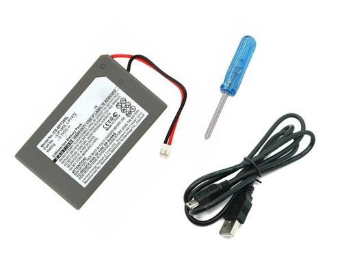 bateria recargable para control de ps3 envio express gratis