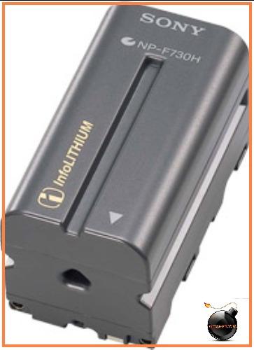 bateria recargable videocamara sony dcr-tr8000 tr8100 vx2001