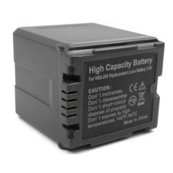 bateria recargable vw-vbg130/260 camara panasonic hdc-hs250