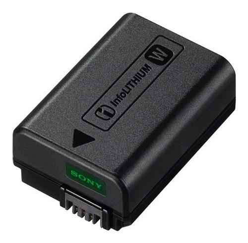 bateria recarregável np-fw50