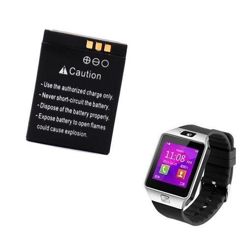 bateria reloj inteligente smartwatch dz09 nuevas de paquete