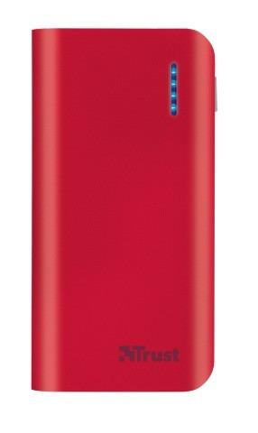 batería respaldo mah primo rojo 4400 netpc oca, master, visa