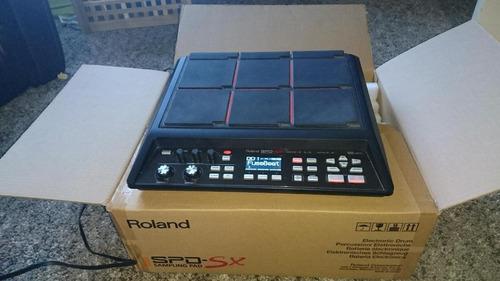 batería roland spd-sx
