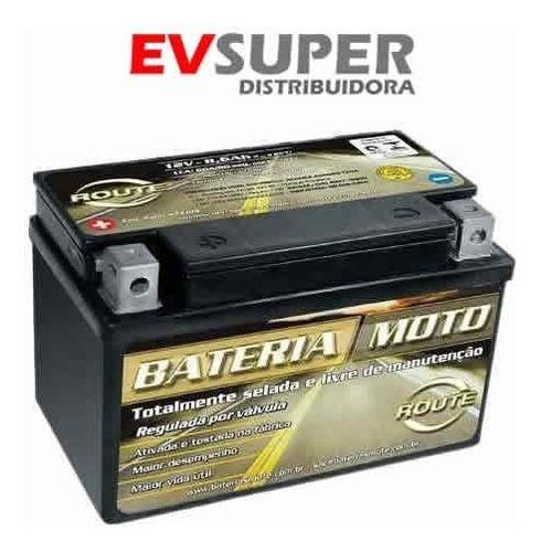 bateria route yamaha drag star 650 (similar yt12b-bs yuasa)