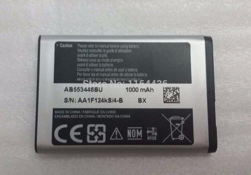 bateria samsung ab553446bu gt-e2152 sgh-e256 sgh-f250