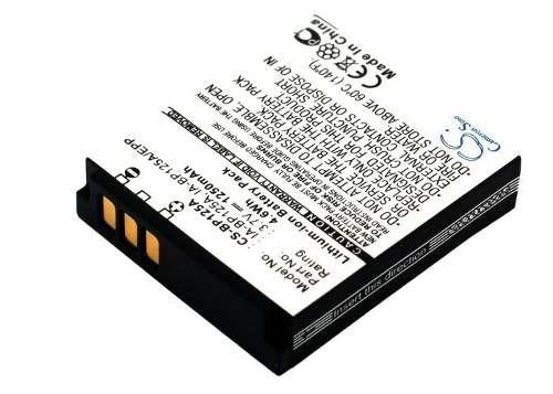 bateria samsung bp125a hmx-q130tn hmx-q130tp hmx-q130un