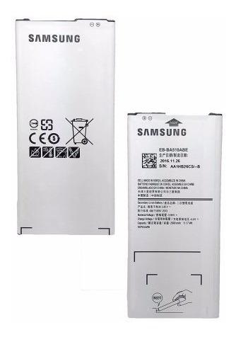 bateria samsung galaxy a3 a5 2016 original garantia