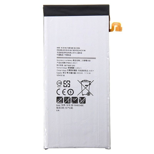 bateria samsung galaxy a8 eb-ba800 c/envio