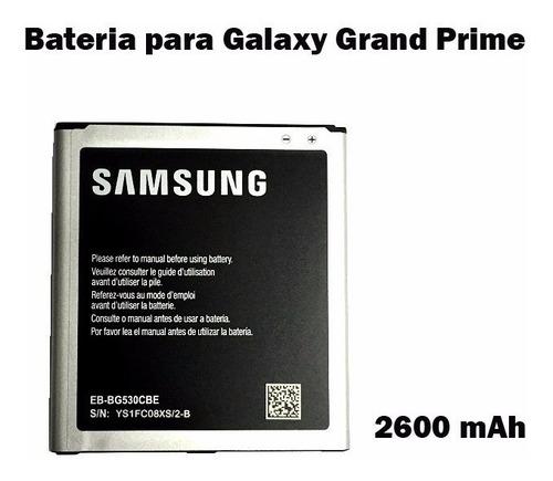 bateria samsung galaxy grand prime original garantia