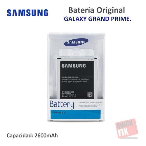 bateria samsung galaxy grand prime sm-g530h original sellada