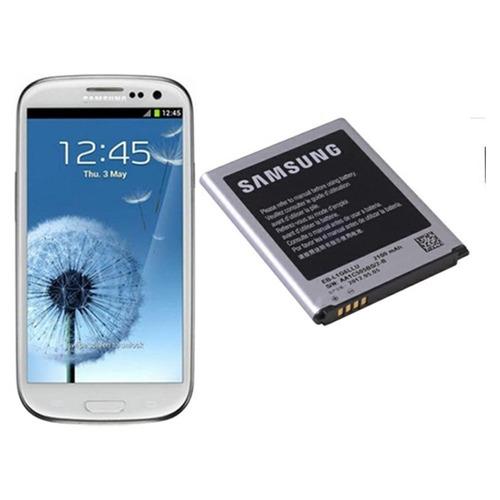 bateria samsung galaxy s3 i9300 eb-l1g6llu original siii