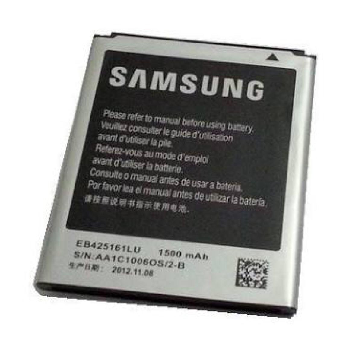 Bateria Samsung Galaxy S3 Mini I8190 1500 Mah - $ 160.00