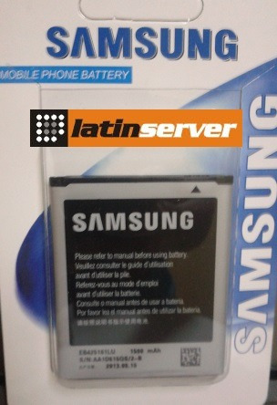 bateria samsung galaxy s3 mini original apn: eb425161lu