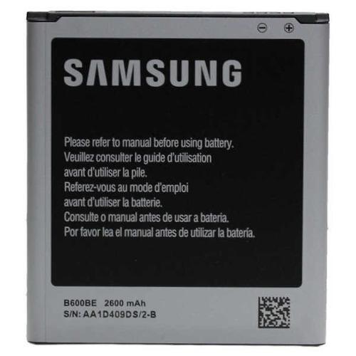 bateria samsung galaxy s4 i9500.modelo b600bc 2600 mah
