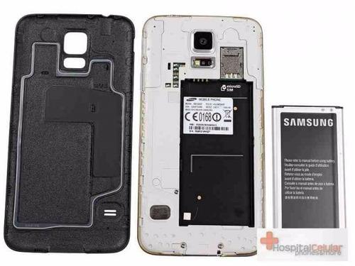 bateria samsung galaxy s5 100% original s5 g900m g900 i9600