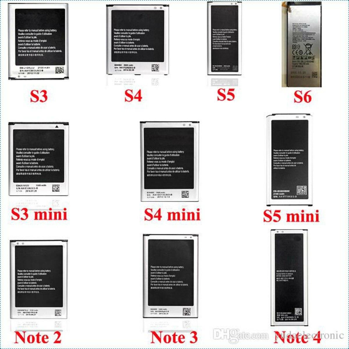 Bateria Samsung Galaxy S5 Mini Eb Bg800cbe 300 00 En
