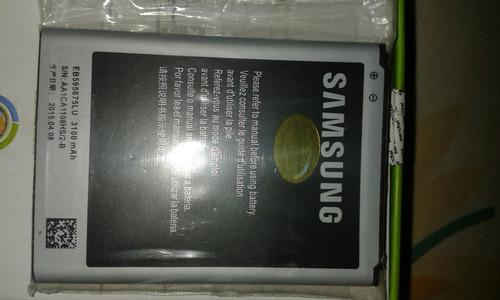 batería samsung note 2  de 3000mah nueva