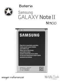 a275c1887fd Bateria Samsung Galaxy Note 2 Eb595675lu - Baterías para Celulares en  Mercado Libre Venezuela