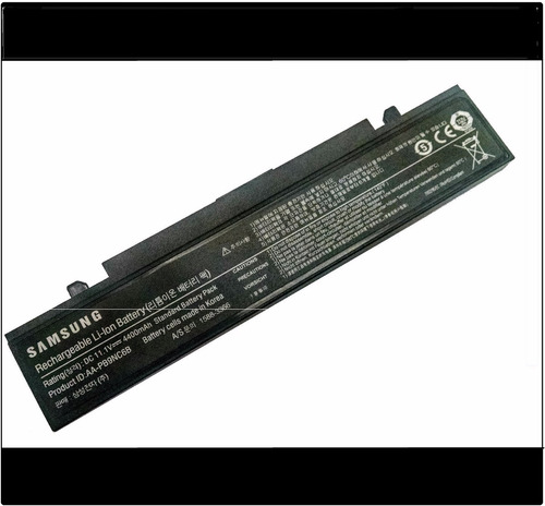 bateria samsung notebook