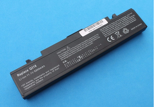 bateria samsung  np-q318e q322 q320 q318 rv511  muchos otros