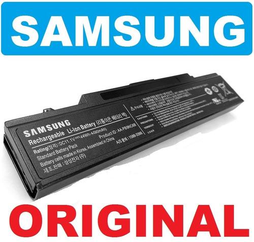 bateria samsung  np300 np305 np-r430 rv410 rv411 original
