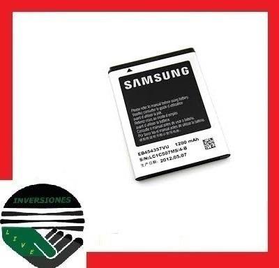 bateria samsung s5380, s5360, eb454357vu