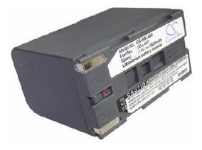 Cargador de batería para Samsung vp-d75i vp-d76 vp-d77 vp-d77i p-d80 vp-d82 vp-d85