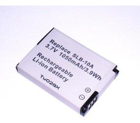 Batería SLB-10A SLB10A 1050mAh para Samsung Digimax SL310W TL100 WB152F