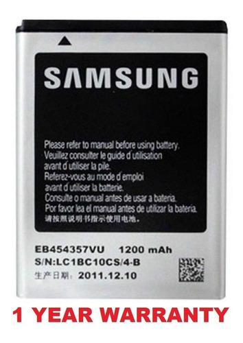 bateria samsung y s5360 eb454357vu 1200mah s5380 b5510