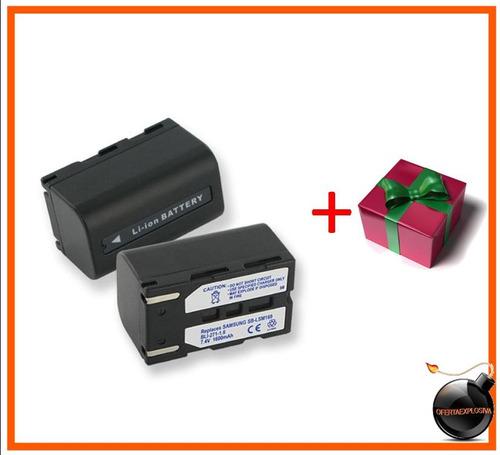 bateria sb-lsm160 samsung sc-d362 d363 d364 d365 d366 d453