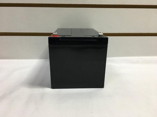 bateria seca recargable 12 v 10 ah sellada marca first power