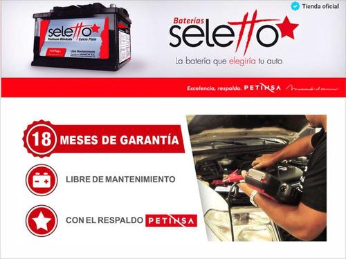 bateria seletto platinium 100 amp d