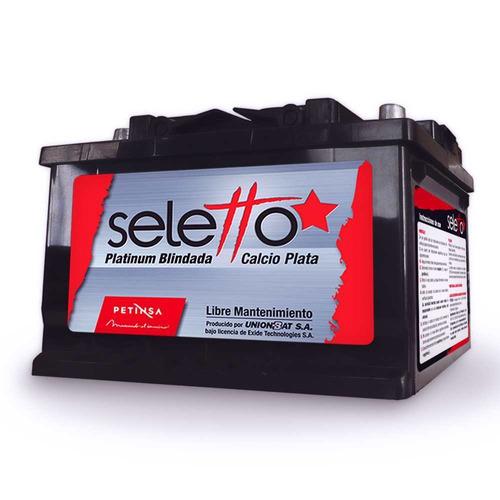 bateria seletto platinium 75 amp d
