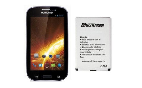 bateria smartphone multilaser m5