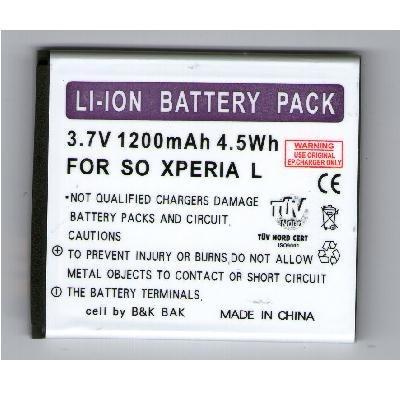 bateria sony ba900 xperia l c2104 c2105