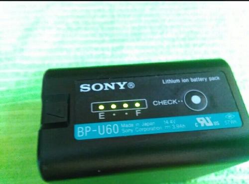 batería sony cámaras