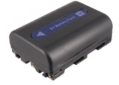 bateria sony np-fm50 dcr-trv145e / dcrtrv145e / trv145e