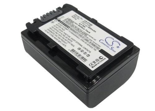 bateria sony np-fv50 dcr-dvd203 / dcrdvd203 / dvd203